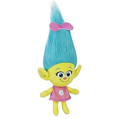 DreamWorks Trolls Tiny Smidge Hug 'N Plush Doll: Toys & Games
