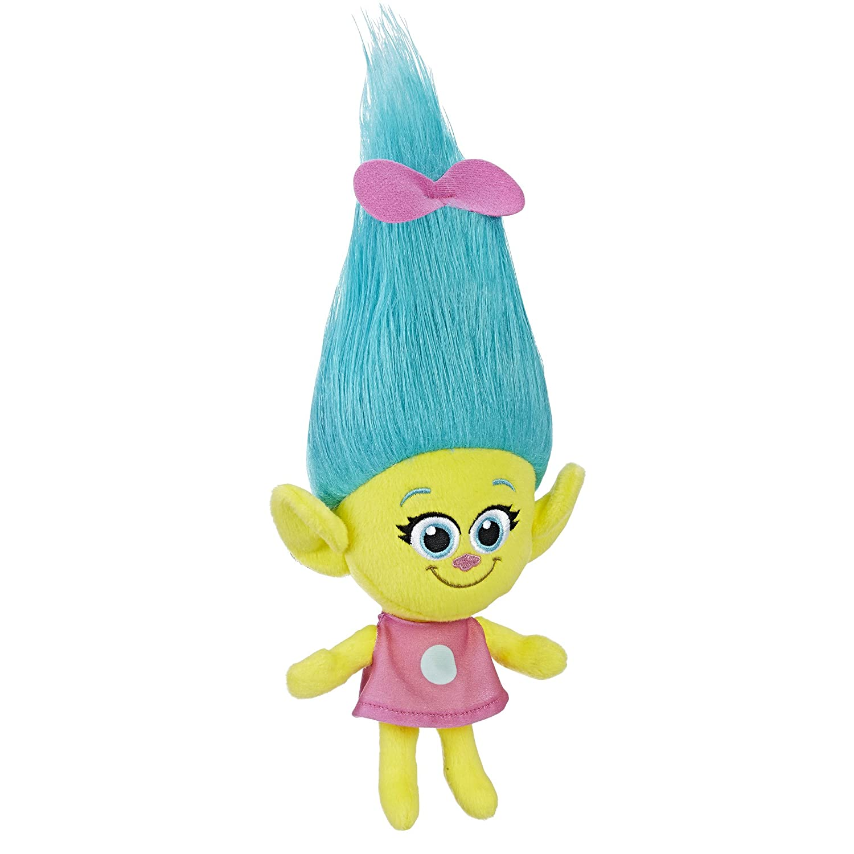DreamWorks Trolls Tiny Smidge Hug N Plush Doll