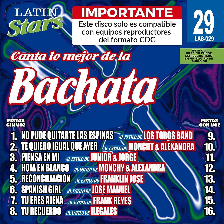 Max 48% OFF Karaoke: Bachata 1 - High order Latin Karaoke Stars