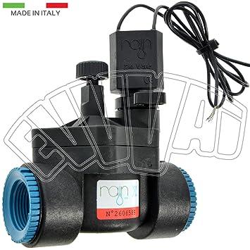 1 3 4 Elettrovalvola Per Impianto Irrigazione Giardino Elettro Valvola Acqua