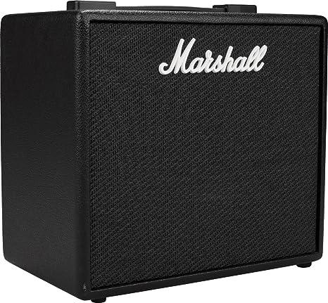 Marshall Code - Amplificador combo de guitarra con bluetooth de 25 ...
