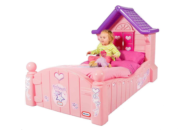 Peuterbed Little Tikes.Little Tikes 700010060 Jouet De Premier Age Lit De Princesse