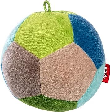 sigikid M/ädchen und Jungen Mehrfarbig 42286 Aktiv-W/ürfel Baby Activity