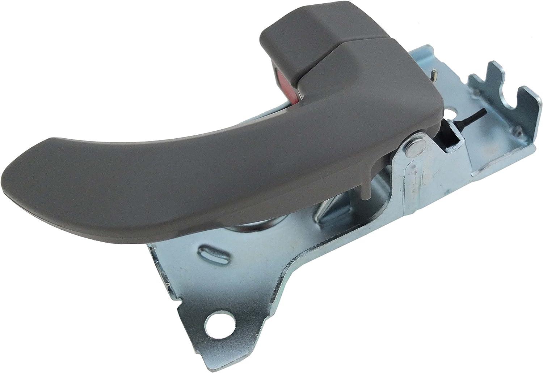 Light Gray Dorman 83575 Front Driver Side Interior Door Handle for Select Kia Models