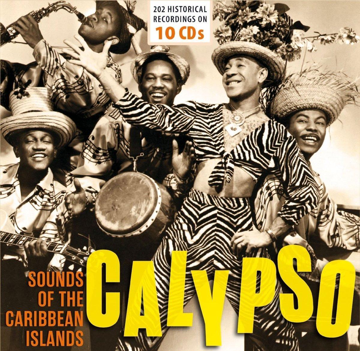 Calypso - Sounds of the Caribbean Islands