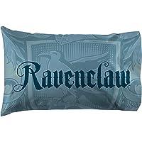 Jay Franco Harry Potter House of Ravenclaw Reversible Pillowcase, Blue