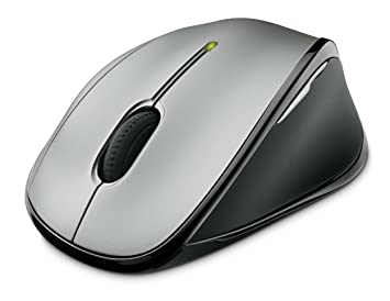 8425a89489a Image Unavailable. Image not available for. Colour: Microsoft Wireless  Laser Mouse 6000