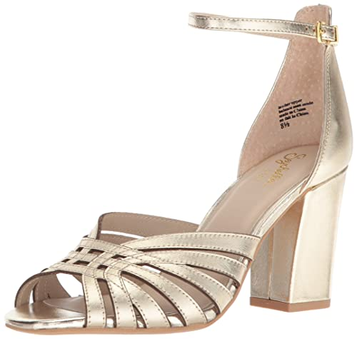 9e4c4db282d Seychelles Darkest Before Dawn Gold Metallic Sandal  Amazon.ca  Shoes    Handbags