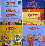 Pepper Series Set 1 (Set of 6 Books) (Pepper Books)