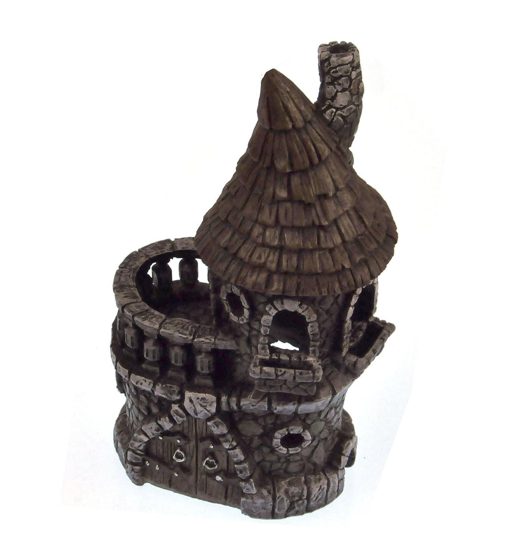 Georgetown Castle Fairy Home - Fiddlehead Fairy Garden Collection