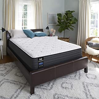 product image for Sealy Response Performance 12-Inch Cushion Firm Tight Top Mattress, Split California King, white