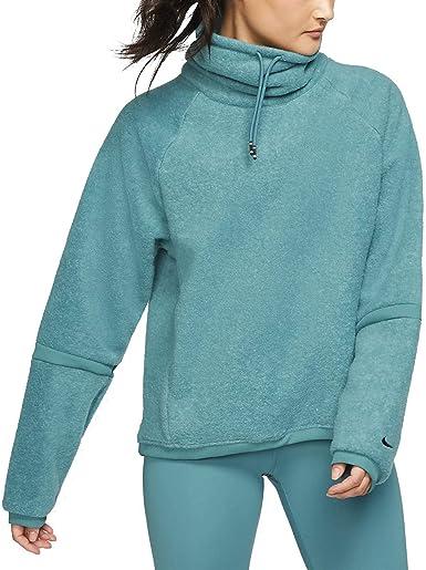 Nike Women's Thermal Fleece Cowl Neck