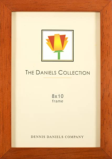 Amazon.com - Dennis Daniels Gallery Woods Picture Frame, 8 x 10 ...