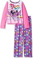 My Little Pony Girls' 2-Piece Fleece Pajama Set