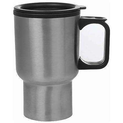 amazon com maxam 14oz stainless steel travel mug travel coffee