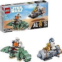 Lego - Star Wars Kaçış Kapsülü, Dewback Mikro Savaşçılara Karşı (75228)