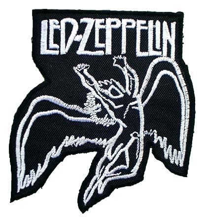 Amazon 1 X Led Zeppelin Songs Music T Shirts Symbols Ml05 Iron