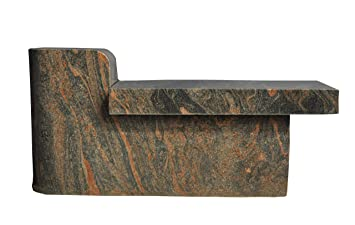 Pleasant Amazon Com Paradisio Cremation Bench Granite Monument Ibusinesslaw Wood Chair Design Ideas Ibusinesslaworg