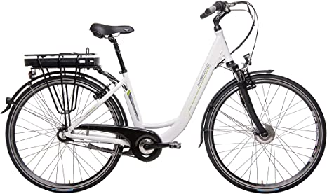 Hawk City Wave - Bicicleta eléctrica (28