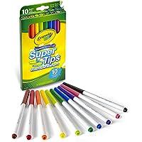 Crayola 10 SuperTips Markers