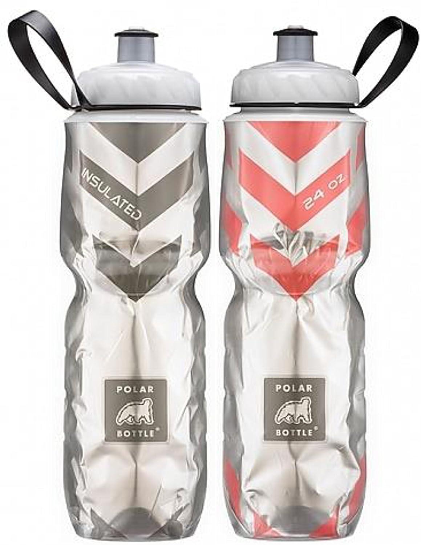 The Polar Bottle Polo isoterma agua botella 24, Chevron ...