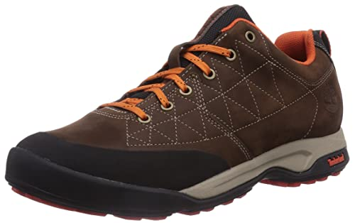Timberland Radler Approach FTP_EK Radler Low Leather WP - Zapatillas de Trekking y Senderismo de Cuero Hombre, Color marrón, Talla 47,5: Amazon.es: Zapatos ...