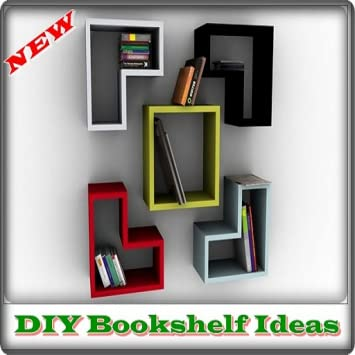 Amazon Com Diy Bookshelf Ideas Appstore For Android