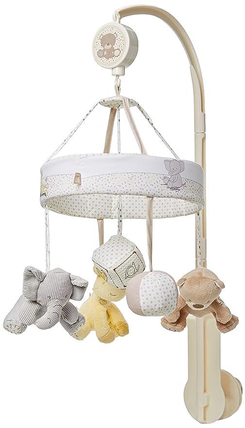 Mothercare - Móvil para bebés musical (Caja del osito de peluche)