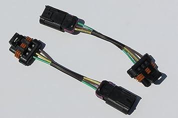 Amazon.com: Rzr 900 Halogen to RZR 1000 LED Wiring Harness Conversion (same  as 2411712,2411711): AutomotiveAmazon.com