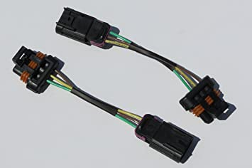 Rzr 900 Halogen to RZR 1000 LED Wiring Harness Conversion (same as Halogen Wire Harness on