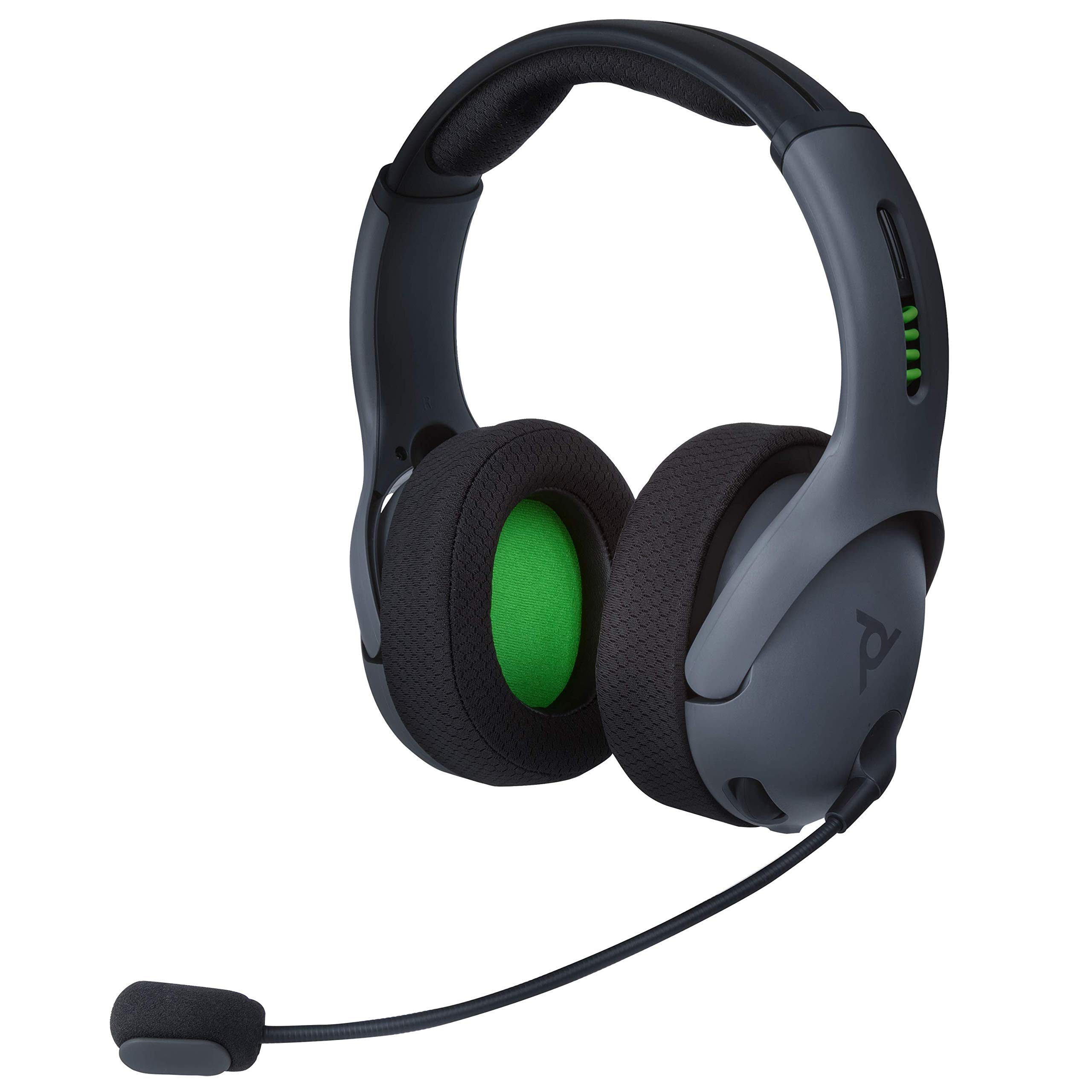 PDP Xbox One LVL50 Wireless Stereo Gaming Headset for Xbox One, 048-025-NA-BK by PDP