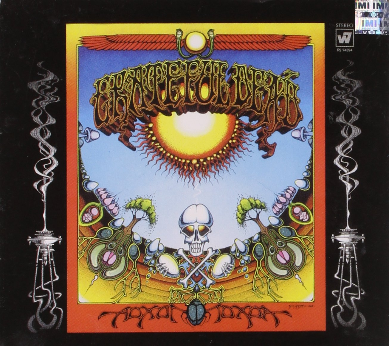 Aoxomoxoa by Grateful Dead