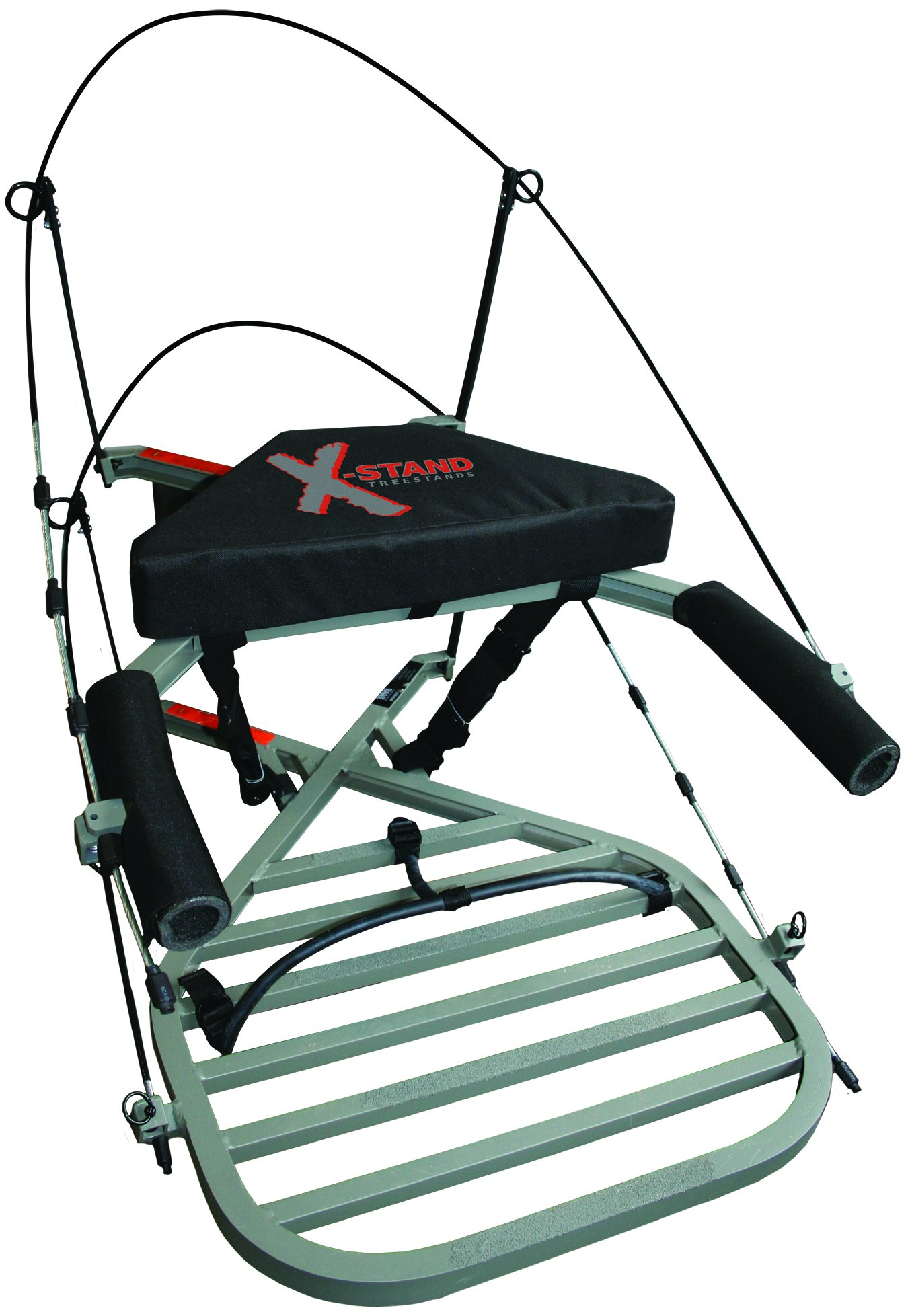 X-Stand The X-1 Climbing Tree Stand, Grey by X-Stand (Image #1)