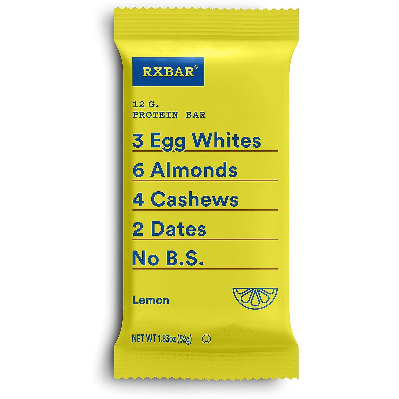RXBAR Protein bar, Lemon, 1.83 Oz