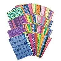 ROYLCO INC. R15203 Decorative Hues Paper (Pack of 192)