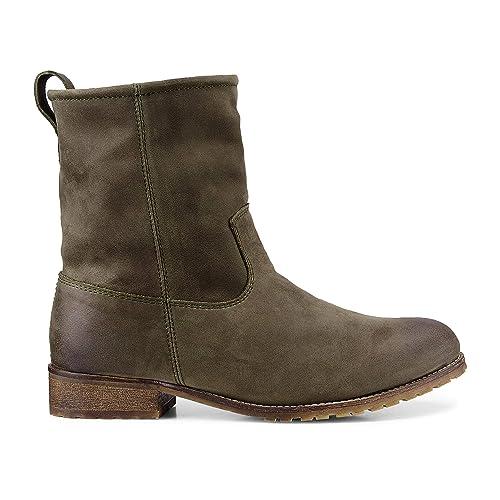 Cox Damen Gaucho Stiefelette: COX: : Schuhe