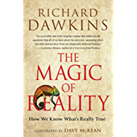 The Magic of Reality: How We Know What's Really True book cover