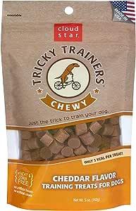 Cloud Star Tricky Trainers Chewy - Cheddar - 5 oz.