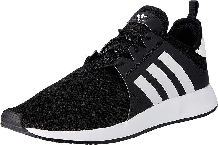 adidas X_PLR Sneakers Herren Schwarz mit weißen Streifen