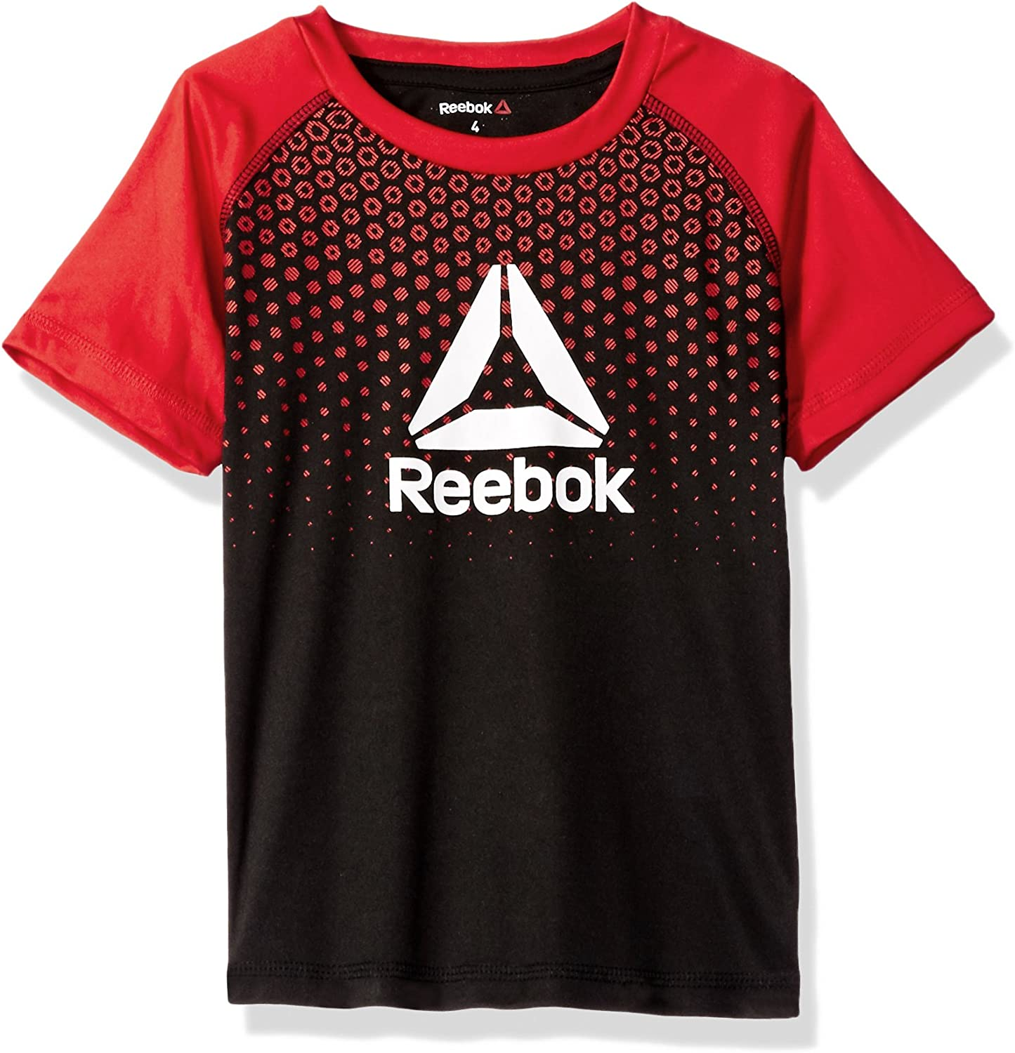 Reebok Boys Active Short Sleeve T-Shirt