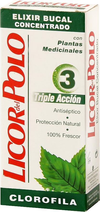 Licor del Polo Licor Del Polo Elixir Bucal Concentrado 75 Ml ...