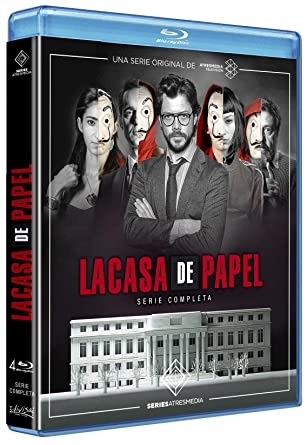 La Casa de Papel - Serie Completa - Subtitles in English