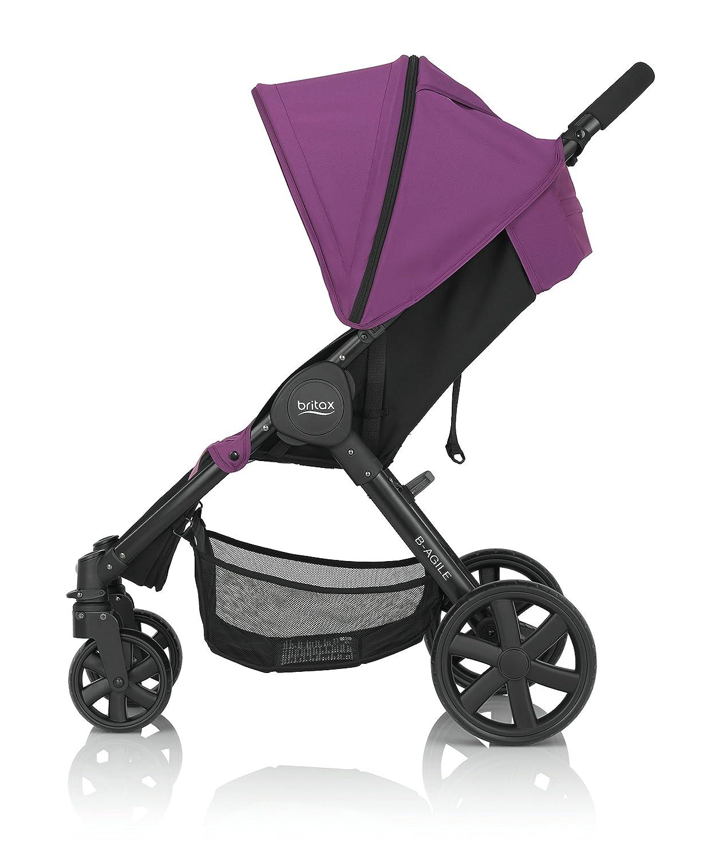 Britax B-Agile 4 Silla de paseo color Mineral Lilac