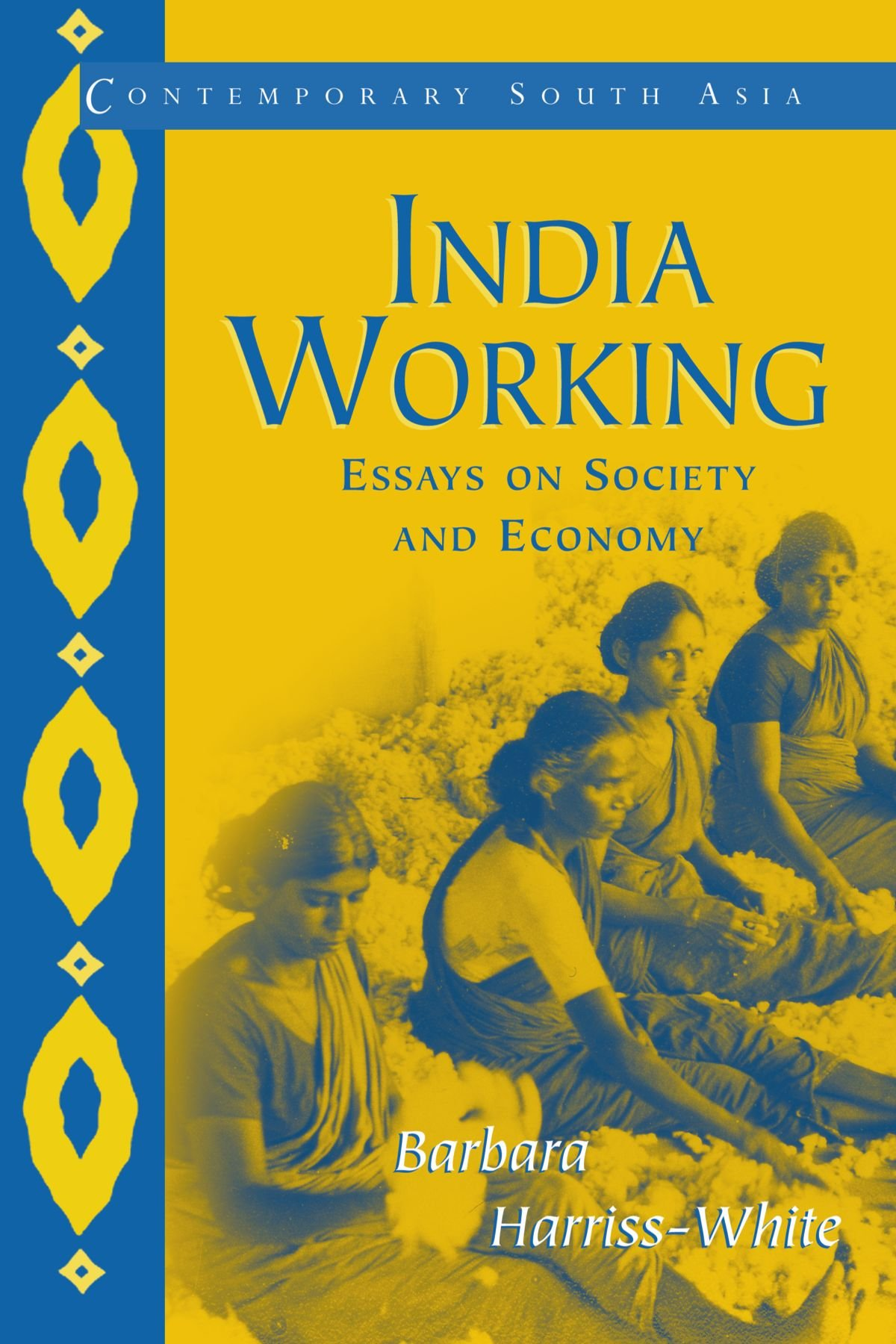working essays on society and economy contemporary south   working essays on society and economy contemporary south asia barbara harriss white 9780521007634 com books