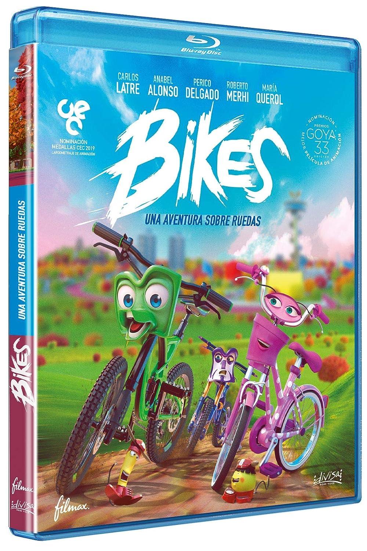 Bikes [Blu-ray]: Amazon.es: Manuel J García: Cine y Series TV