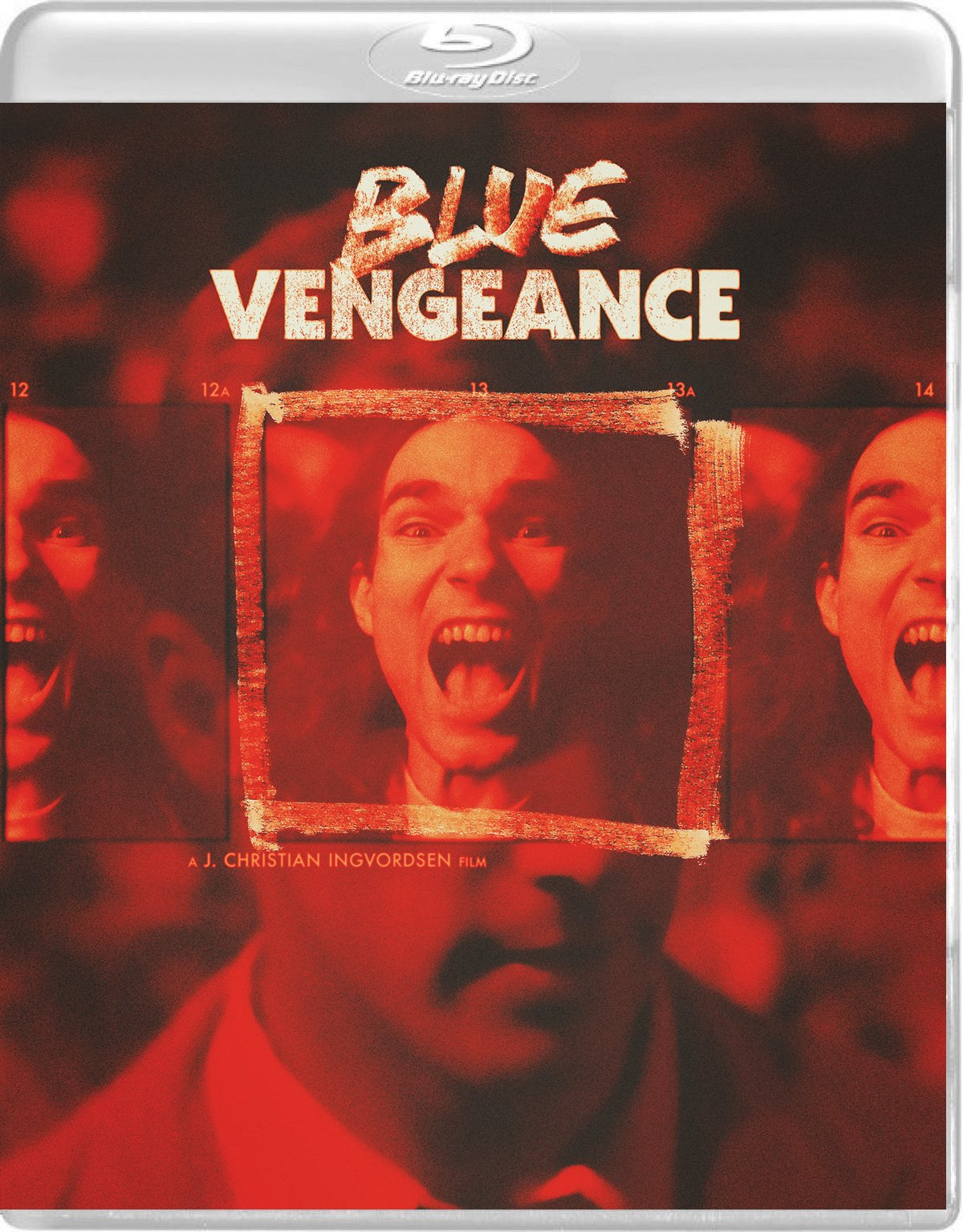 Blu-ray : Blue Vengeance (With DVD, 2 Pack, Widescreen, 2PC)