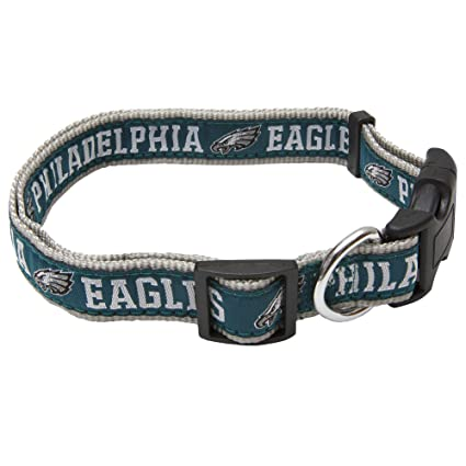 a18f067445e Amazon.com   Pets First NFL Philadelphia Eagles Pet Collar