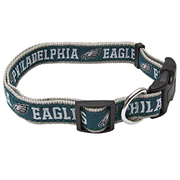 4f70b664 Pets First NFL Dog Collar. 32 NFL Teams Available in 4 Sizes. Heavy-Duty,  Strong & Durable NFL PET Collar. Football Gear for The Sporty Pup.
