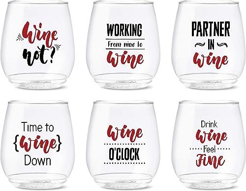 TOSSWARE POP 14oz Vino All About Wine Series