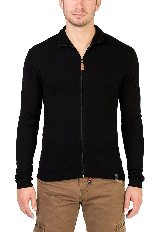 Timezone Basic Light Knit Jacket Chaqueta Punto para Hombre